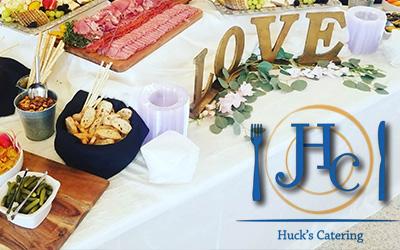 hucks catering